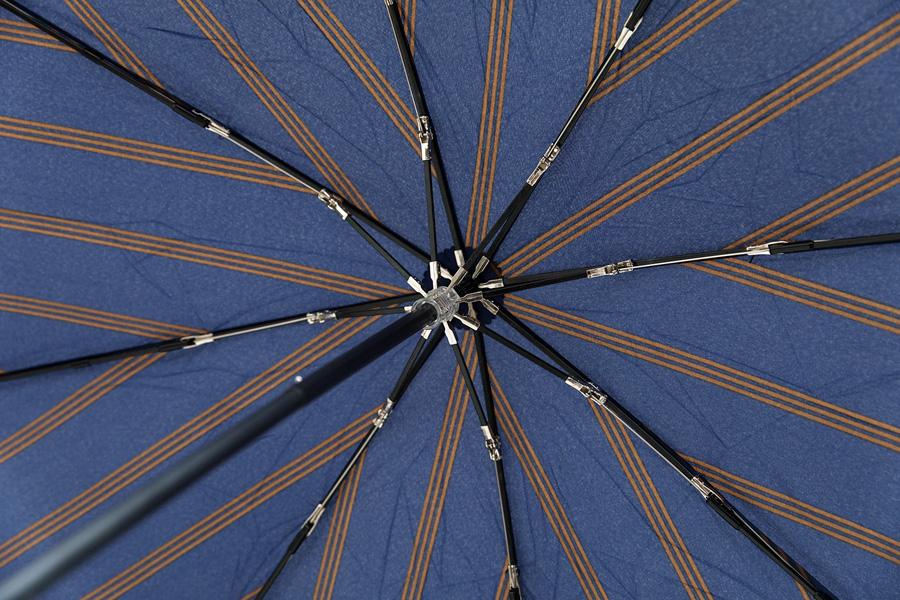 ストロングアーミースマートストライプ折りたたみ傘